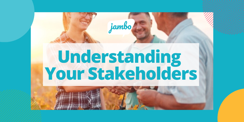 when it comes to building meaningful stakeholder relationships you need to understand your stakeholders and this is best accomplished with stakeholder relationship management software