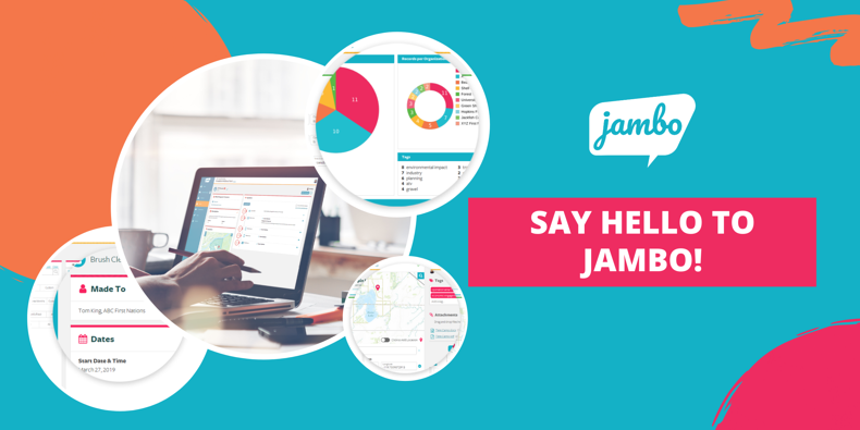 Jambo is the fastest and easiest stakeholder relationship management software