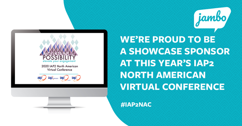tips for attending a virtual conference showcase sponsor iap2-1